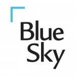 Blue Sky Gallery Logo
